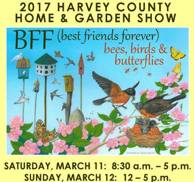 Harvey County Home And Garden Show 2017 Rural Messenger