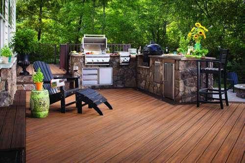 get cooking on your outdoor kitchen design rural messenger