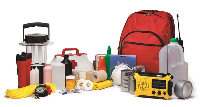 Prepare emergency supplies for spring storm season