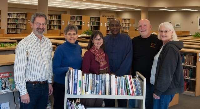 Alumni donate civil rights books