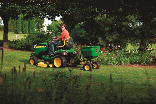 A Lush Lawn in 4 Easy Steps