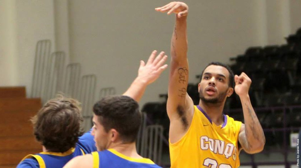 Narrow Miss at Seward County as Conqs Fall 70-68 on Saturday