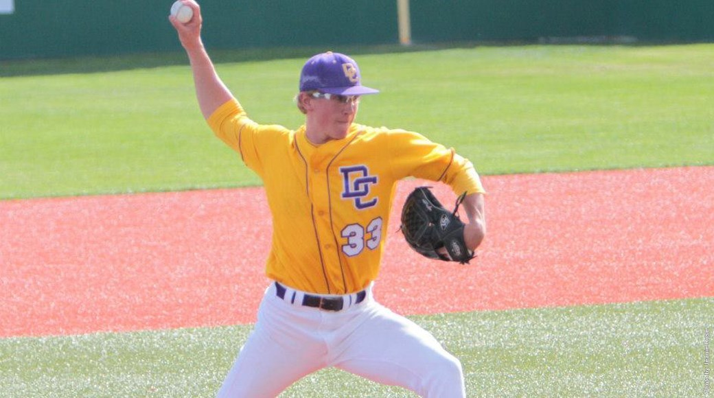 DC3 Baseball Goes 3-1 Against New Mexico Military Institute