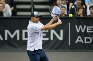 Tennis Champions McEnroe, Roddick, Courier, Blake To Compete at Champions Cup April 1 at Pinnacle Bank Arena in Lincoln, Nebraska