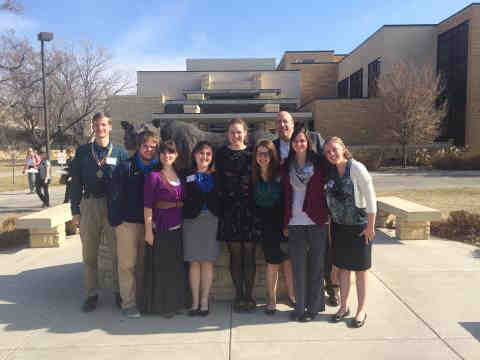 Sterling College's Phi Beta Lambda students qualify for national competition