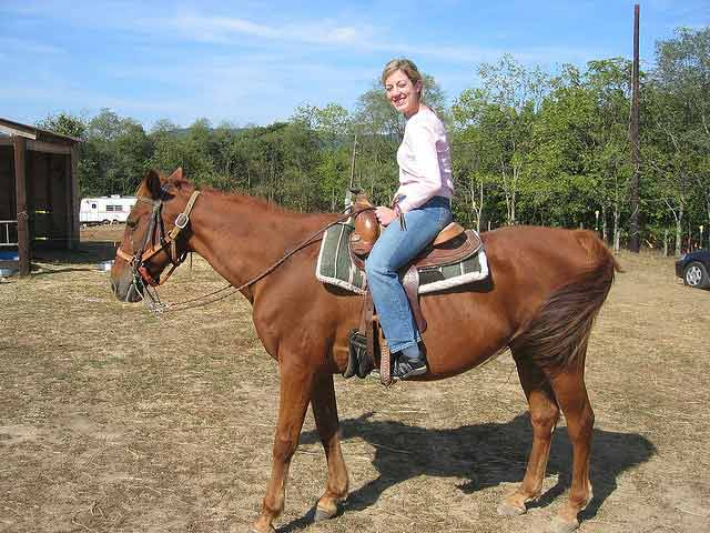 Competitive Trail Ride at Sandhill State Park April 10-12