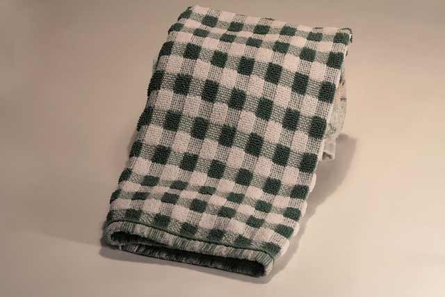 Towels Top Kitchen Contamination Hazards List