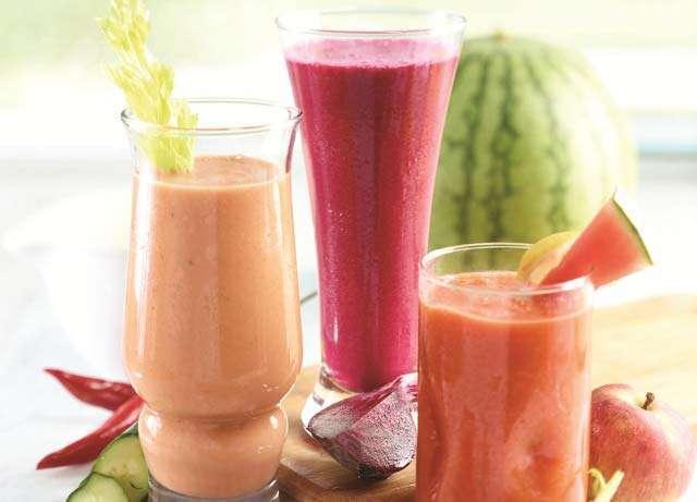 Drink Up Natural, Refreshing Beverages