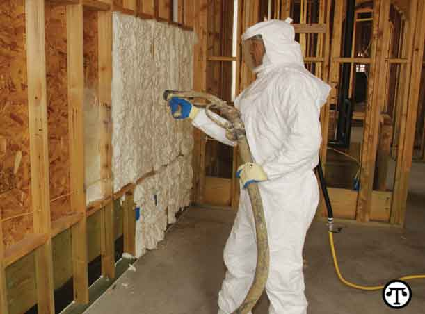 Spray Foam—A Smart Choice For Energy-Efficient Buildings