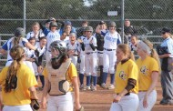 Cougar softball takes out vengeance to earn split with Garden City