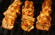 Grilling adds flavor, but avoid charring to reduce carcinogens
