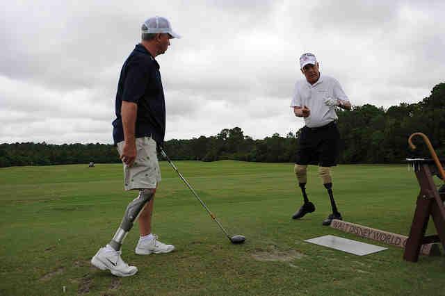 Couple's Golf League