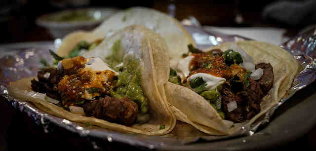 Canton Mexican Meal fundraiser