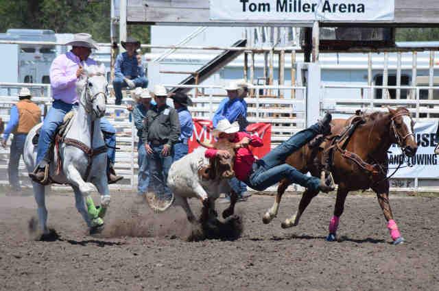 Kansas High School Rodeo Association Finals Again Set For Topeka
