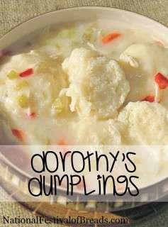 Dorothy's Dumplings