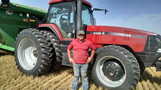 Faces of Harvest: Kyle Kaiser