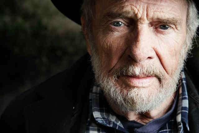Merle Haggard in Salina