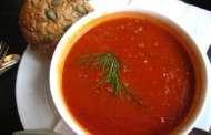 Charred Tomato Soup