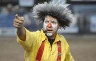 Wolverine Knows Rodeo From Bucking Bulls, Bullfighting, Barrel, To Clowning Around