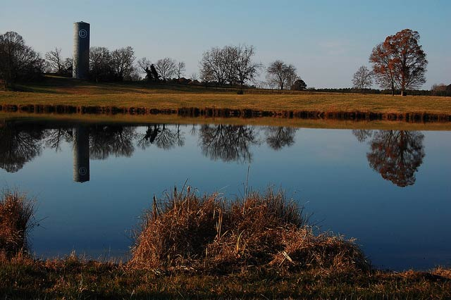 Prevent summer fish kills in your Kansas farm pond