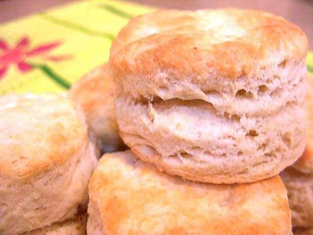 Marquette: Biscuit and Gravy Breakfast at Senior Center