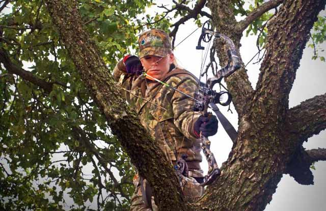Archery Hunting Seasons for Deer, Elk, Bear, Turkey, Pronghorn Will Open Oct. 1