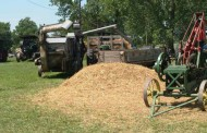 Old Fashioned Threshing To Highlight 58th Annual Weekend Celebration At McLouth