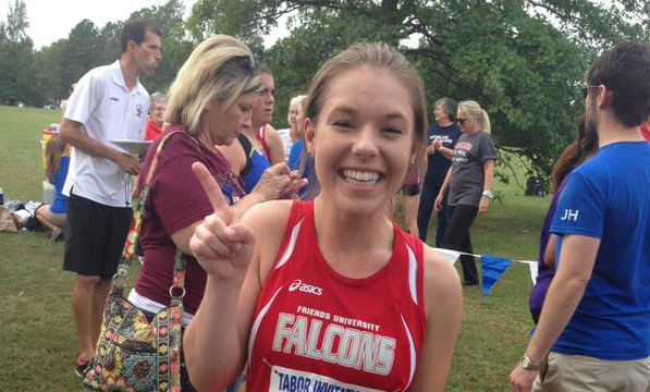 Goddard: Brooke Zimmerman wins the Tabor Cross Country Invite