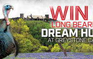 Winchester giving away a Turkey Hunt at Greystone Castle