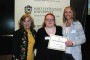 Sedgwick: Helstrom receives Traditions Scholar Award and Academic Opportunity Award