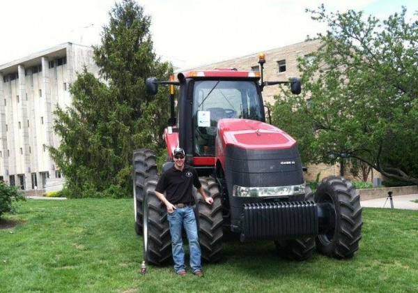Keep kids safe this harvest