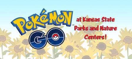 Pokemon GO seen in Kansas State Parks