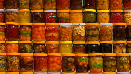 Be a thoughtful giver with food items