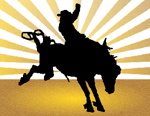 Jackson County Rodeo Scheduled July 13-14 South Of Holton