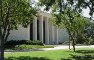 Eisenhower Presidential Museum limited time exhibits on display