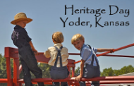 Yoder Heritage Day event