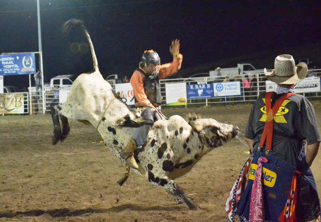 Headline Rodeo Sets Pace For Another Record In Topeka