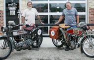 Augusta residents to ride in Motorcycle Cannonball