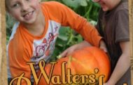 Walters Pumpkin Patch Event Opening Soon