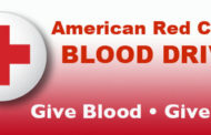 Mount Hope Community Center will hold a blood drive on October 29