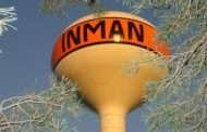 Terry Jones was hired as Inman's Community Development Director