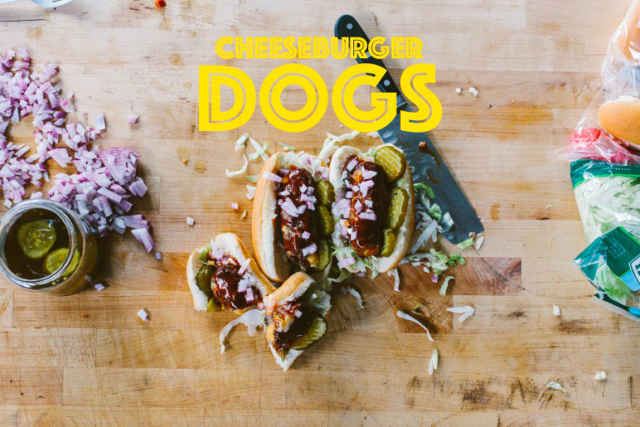Recipes: Cheeseburger Dogs