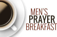 Labor Day Men's Prayer Breakfast scheduled