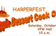 Harper Chamber of Commerce sponsors Harperfest on October 15