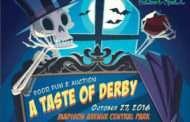 A Taste of Derby Monster Mash will be held on October 27
