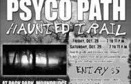 Moundridge Recreation Commission presents Psycho Path Haunted Trail