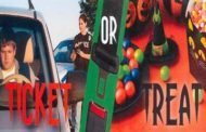 "Sedgwick PD seat-belt enforcement ""Ticket or Treat"" at Middle School Oct 31-Nov 4"