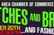 Pratt Area Chamber of Commerce presents: Witches and Brew and Fashion Too