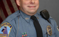 Andover Police Department Sgt. Arnold returns to duty.