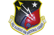 Winfield High School Senior sworn in to the Kansas Air National Guard